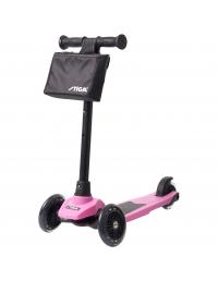 Børn Stiga Mini Kick Supreme+ Løbehjul - Pink 449,00kr.