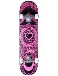 Komplette Blueprint Home Heart Komplet Skateboard 599,00kr.