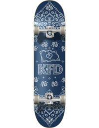 KFD Bandana Komplet Skateboard