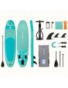 SUP'S Retrospec Weekender 10' Plus Oppustelig Paddle Board 3,499.00