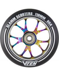 Hjul Slamm V-Ten II 110mm Hjul Til Løbehjul 249,00kr.