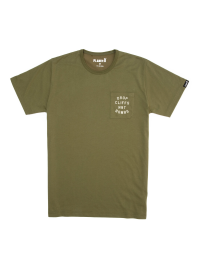 Tøj Planks Men's Drop Cliffs Pocket T-Shirt 250,00 kr.