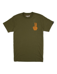 Tøj Planks Men's Hand Of Shred T-Shirt 250,00 kr.
